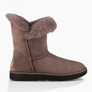 Ugg Classic Short Cuff Boots Stormy Grey
